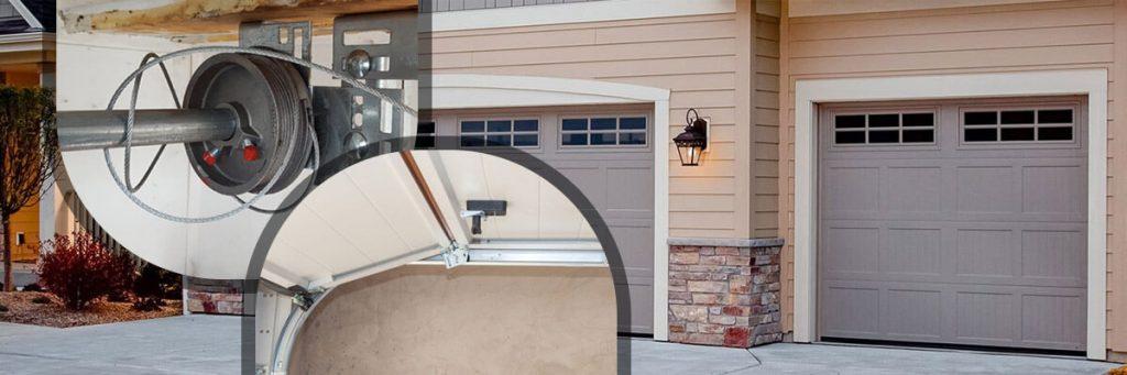 Garage Door Cables Repair Whitestone